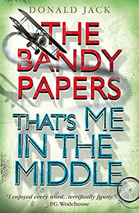 That's Me in the Middle Donald Jack Bandy Papers Series from Farrago Prelude Books